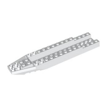 LEGO 6250313 CHASSIS AVANT 4X16X1 1/3 - BLANC