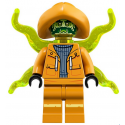 Mini Figurine LEGO® Hidden Side - Capitaine Jonas hanté