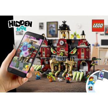 Notice / Instruction Lego Hidden Side 70425 notice-instruction-lego-hidden-side-70425 ici :