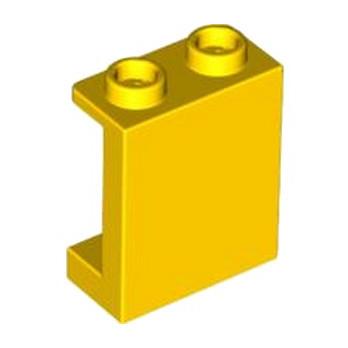 LEGO 4593677 MUR / CLOISON 1X2X2 - JAUNE