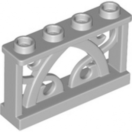 LEGO 6267404 BALUSTRADE - MEDIUM STONE GREY
