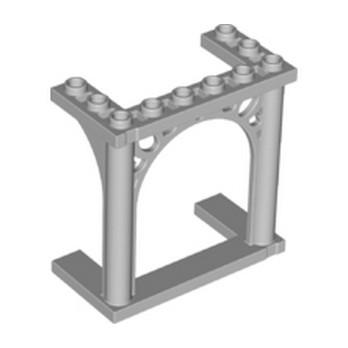 LEGO 6267402 CLOISON ARCHE 6X3X5 - MEDIUM STONE GREY lego-6267402-cloison-arche-6x3x5-medium-stone-grey ici :