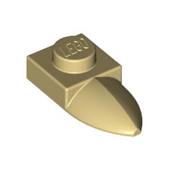 LEGO 4224793 DENT /GRIFFE 1X1 - BEIGE lego-4224793-dent-griffe-1x1-beige ici :