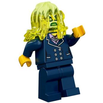 Mini Figurine LEGO® Hidden Side -Rose Davids Hanté + Tête et cheveux