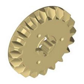 LEGO 6031962 ROUE ENGRENAGE Z20 - BEIGE lego-6031962-roue-engrenage-z20-beige ici :
