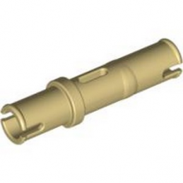 LEGO 6321305 3M CONNECTOR PEG - BEIGE