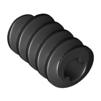 LEGO 471626 WORM - NOIR lego-6199162-worm-noir ici :