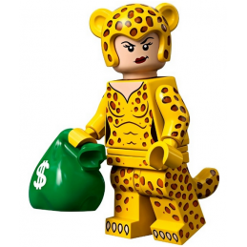 Mini Figurine LEGO® Série DC Super Heroes - Cheetah