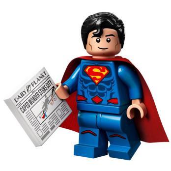 Mini Figurine LEGO® Série DC Super Heroes - Superman