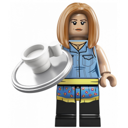 Mini Figurine LEGO® Friends - Rachel Green