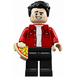 Mini Figurine LEGO® Friends - Joey Tribbiani