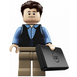 Mini Figurine LEGO® Friends - Chandler Bing