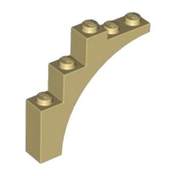 LEGO 233905 ARCHE 1X5X4 - BEIGE