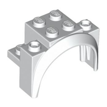 LEGO 6102583 GARDE BOUE 2X4X2 1/3 - BLANC