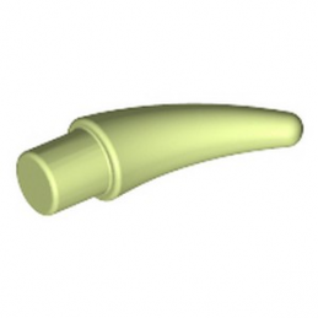 LEGO 6109556 PETITE CORNE 1.4CM - SPRING YELLOWISH GREEN lego-6109556-petite-corne-14cm-spring-yellowish-green ici :