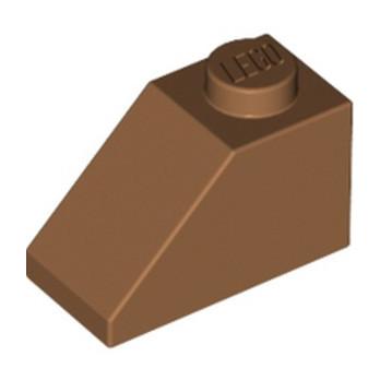 LEGO 6058135 TUILE 1X2/45° - MEDIUM NOUGAT lego-6058135-tuile-1x245-medium-nougat ici :