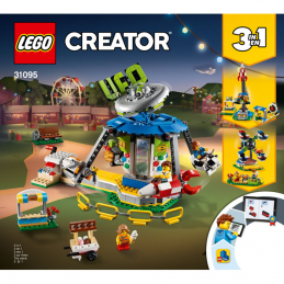 Notice / Instruction Lego Creator 3 en 1 - 31095