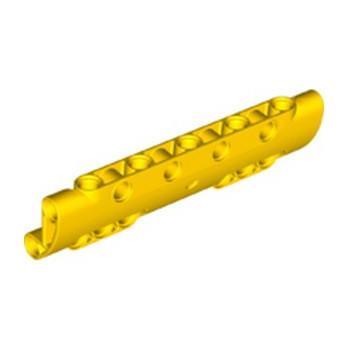 LEGO 6251202 PANEL CURVED 3X13X2  - JAUNE