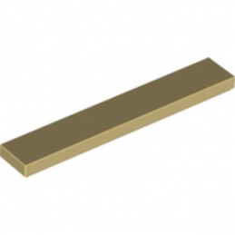 LEGO 4108151 PLATE LISSE 1X6 - BEIGE