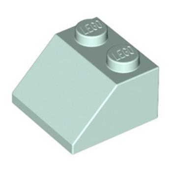 LEGO 6137765  TUILE 2X2/45° - AQUA