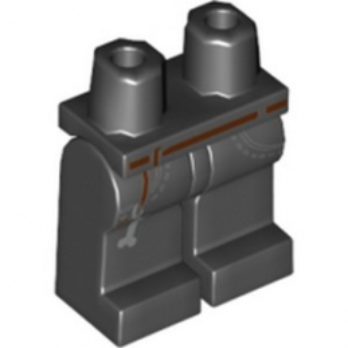 LEGO 6271189 JAMBE IMPRIME - NOIR lego-6271189-jambe-imprime-noir ici :