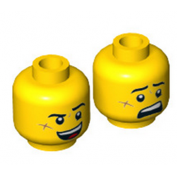 LEGO 6289281 TÊTE HOMME
