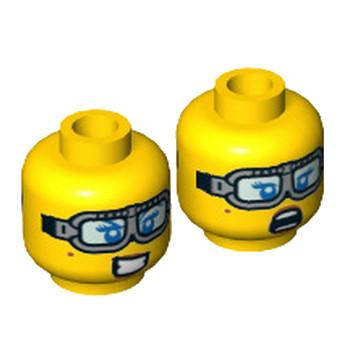 LEGO  6289272 TÊTE FEMME (2 FACES) lego-6289272-tete-femme-2-faces ici :