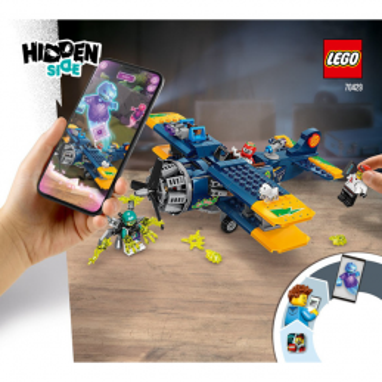 Notice / Instruction Lego Hidden Side 70429 notice-instruction-lego-hidden-side-70428 ici :