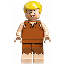 Mini Figurine LEGO® Les Pierrafeu - Barney Rubble
