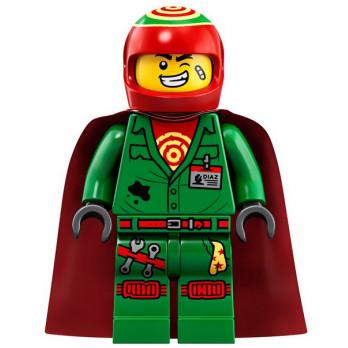Mini Figurine LEGO® Hidden Side - El Fuego