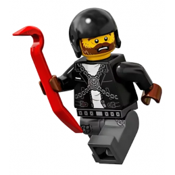 Mini Figurine LEGO® Hidden Side - Dwayne mini-figurine-lego-hidden-side-dwayne ici :