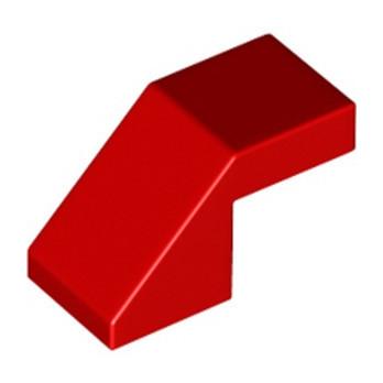 LEGO 6275178 TUILE 1X2 45° - ROUGE lego-6275178-tuile-1x2-45-rouge ici :