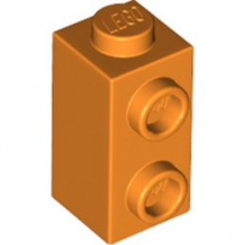 LEGO 6261640 BRIQUE 1X1X1 2/3 - ORANGE lego-6261640-brique-1x1x1-23-orange ici :