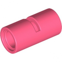 LEGO 6275849 TUBE W/DOUBLE Ø4.85 - CORAL lego-6275849-tube-wdouble-o485-coral ici :
