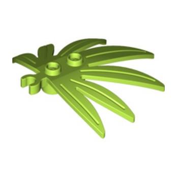 LEGO 6047754 FEUILLAGE - BRIGHT YELLOWISH GREEN