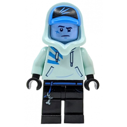 Mini Figurine LEGO® Hidden Side - Jack