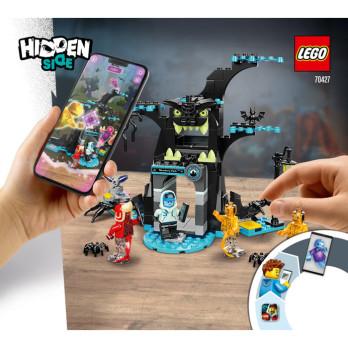 Notice / Instruction Lego Hidden Side 70427 notice-instruction-lego-hidden-side-70427 ici :