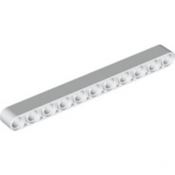 LEGO 4296265 TECHNIC 11M BEAM - BLANC lego-6028103-technic-11m-beam-blanc ici :