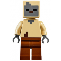Mini Figurine LEGO® : Minecraft - Husk