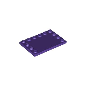 LEGO 6253657 PLATE 4X6 W. 12 KNOBS - MEDIUM LILAC