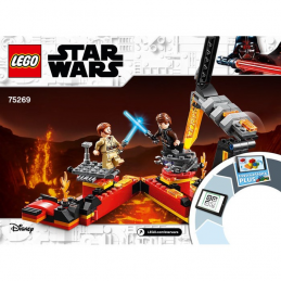 Notice / Instruction Lego Star Wars  75269