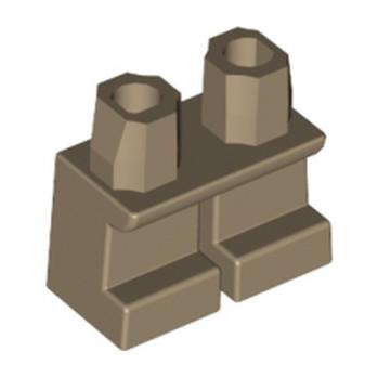 LEGO 6016059 PETITE JAMBE - SAND YELOW lego-6016059-petite-jambe-sand-yelow ici :