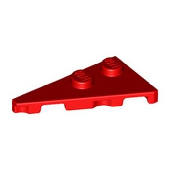LEGO 6286516 PLATE GAUCHE 2X4, DEG. 27 - ROUGE lego-6286516-plate-gauche-2x4-deg-27-rouge ici :