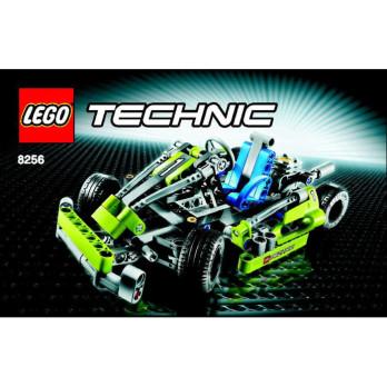 Notice / Instruction Lego TECHNIC - 8256