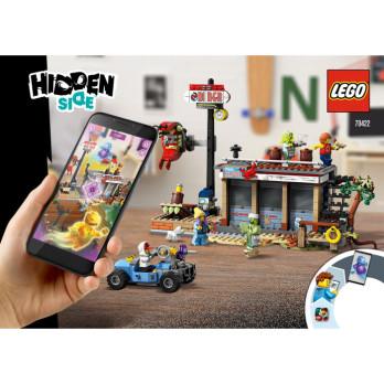 Notice / Instruction Lego Hidden Side 70422 notice-instruction-lego-hidden-side-70422 ici :