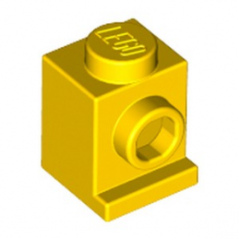 LEGO 407024 ANGULAR BRIQUE 1X1 - JAUNE