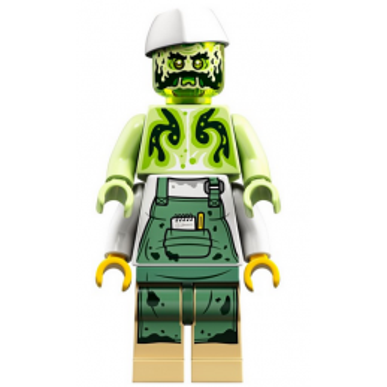 Mini Figurine LEGO® Hidden Side - Le chef Enzo