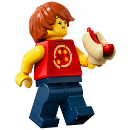 Mini Figurine LEGO® Hidden Side - Ronny