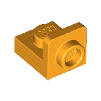 LEGO 6249235 PLATE 1X1 HAUT- FLAME YELLOWISH ORANGE
