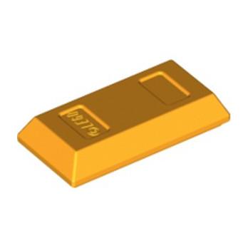 LEGO 6236454 LINGOT - FLAME YELLOWISH ORANGE